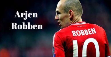 Frases de Arjen Robben