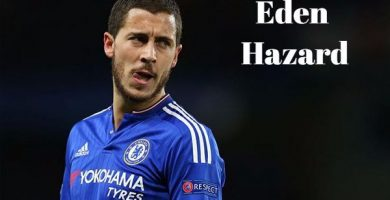 Frases de Eden Hazard