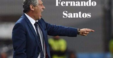 Frases de Fernando Santos