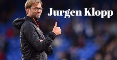Frases de Jurgen Klopp
