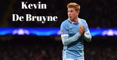 Frases de Kevin De Bruyne