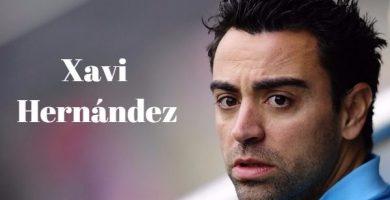 Frases de Xavi Hernández