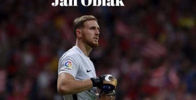 frases de Jan Oblak