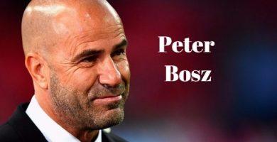 Frases de Peter Bosz