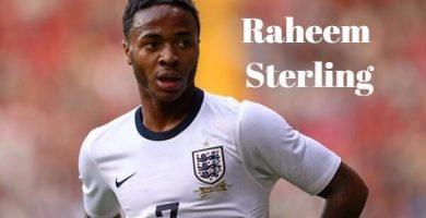Frases de Raheem Sterling