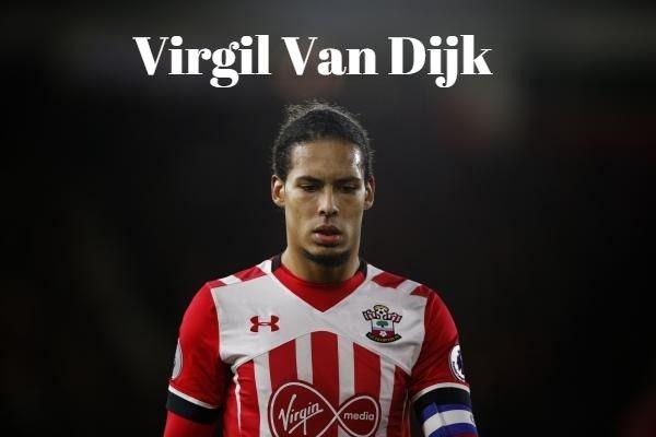 Frases de Virgil Van Dijk