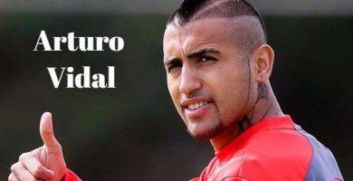 Frases de Arturo Vidal