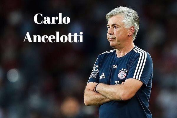 Frases de Carlo Ancelotti