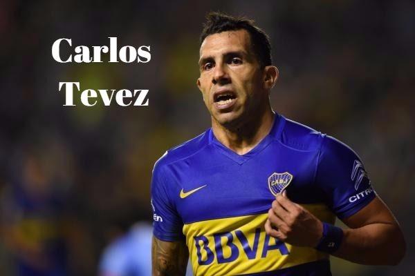 Frases de Carlos Tevez