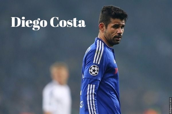 Frases de Diego Costa