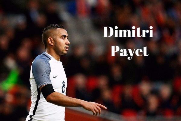 Frases de Dimitri Payet