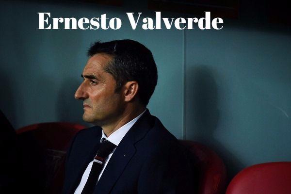 Frases de Ernesto Valverde