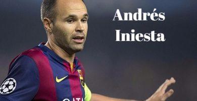 Frases de Andrés Iniesta