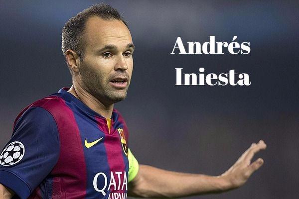 Frases De Andrés Iniesta Frases De Futbolistas