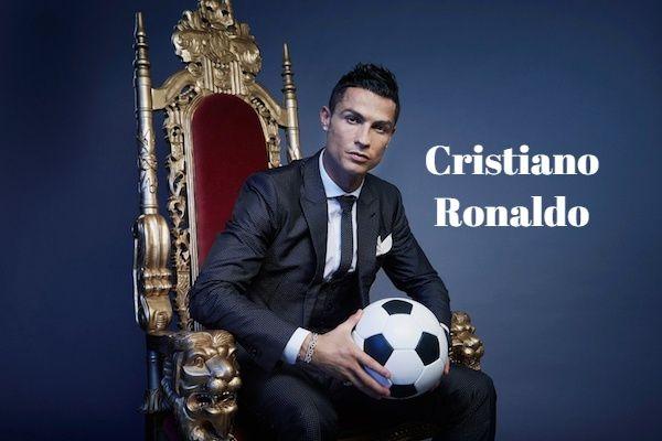 Frases de Cristiano Ronaldo