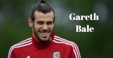 Frases de Gareth Bale