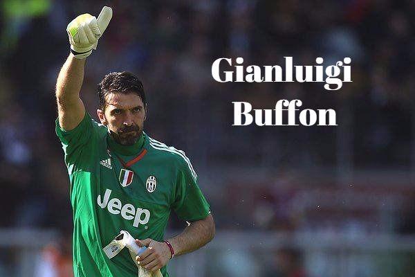 Frases De Gianluigi Buffon Frases De Futbolistas