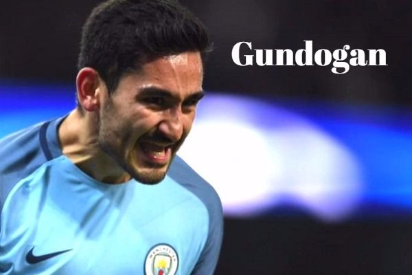Frases de Gundogan