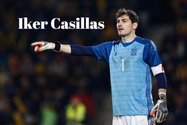 Frases de Iker Casillas