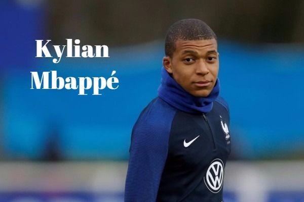 frases de Kylian Mbappé