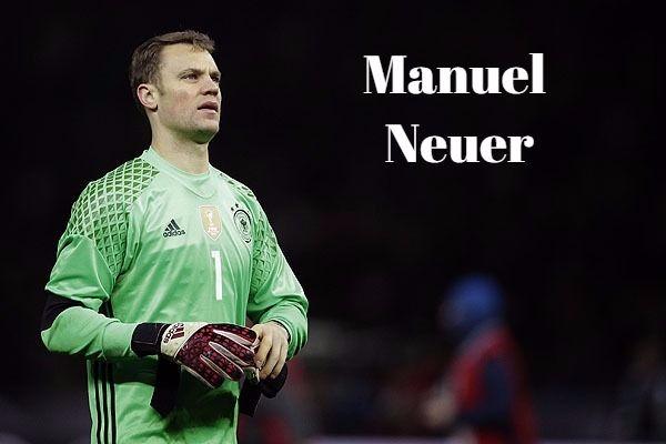 Frases de Manuel Neuer