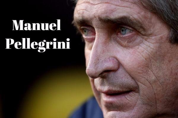 Frases de Manuel Pellegrini
