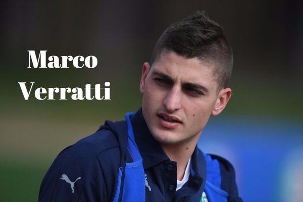 Frases de Marco Verratti