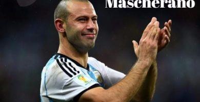 Frases de Javier Mascherano