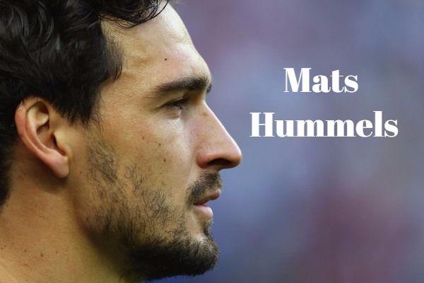 Frases de Mats Hummels