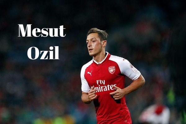 Frases de Mesut Ozil