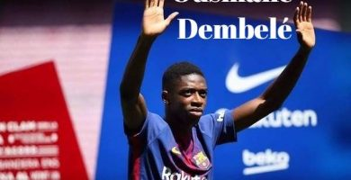 Frases de Ousmane Dembelé