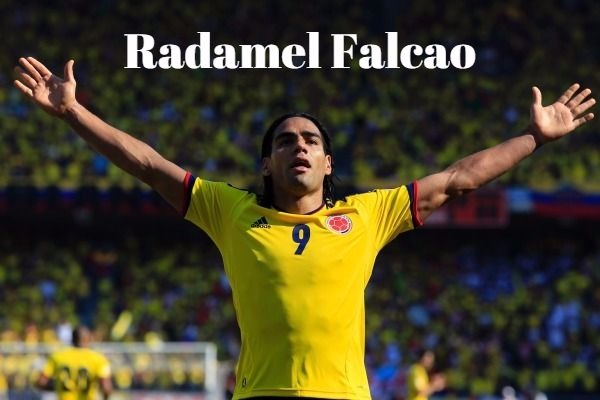Frases de Radamel Falcao