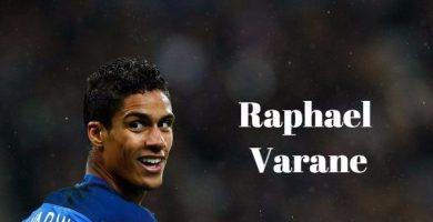 Frases de Raphael Varane