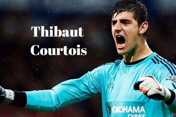 Frases de Thibaut Courtois
