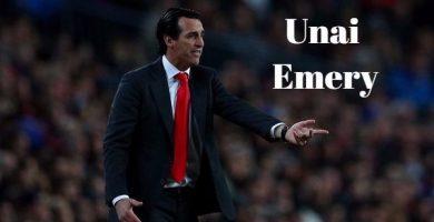 Frases de Unai Emery