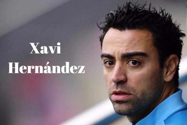 Frases De Xavi Hernandez Frases De Futbolistas