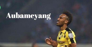 Frases de Aubameyang