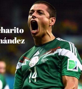Chicharito Hernández