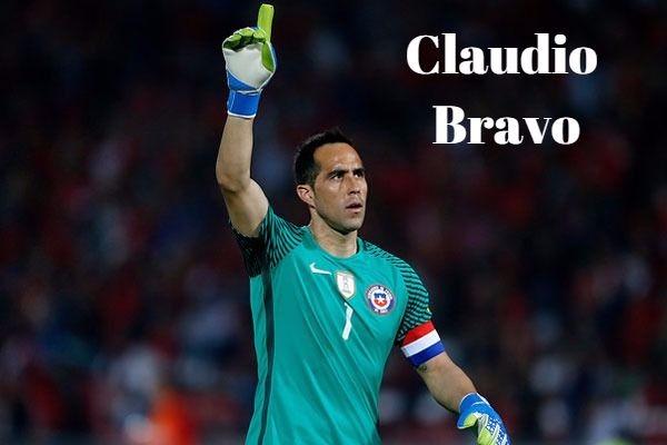 Frases de Claudio Bravo