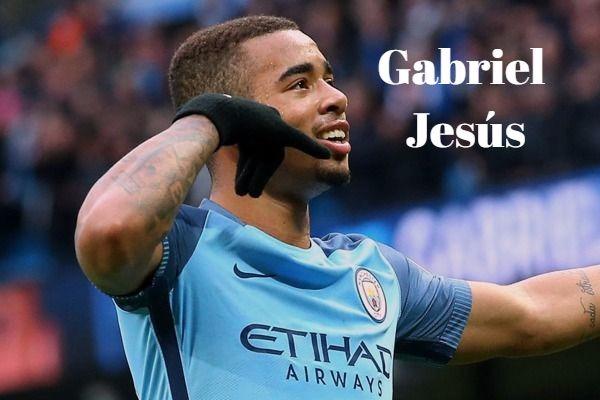 Frases De Gabriel Jesús Frases De Futbolistas