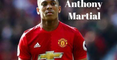 Frases de Anthony Martial