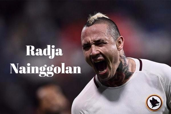 Frases de Radja Nainggolan