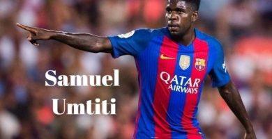 Frases de Samuel Umtiti