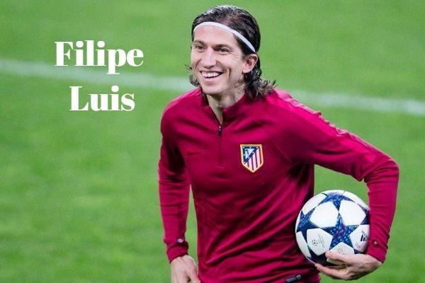 Frases de Filipe Luis
