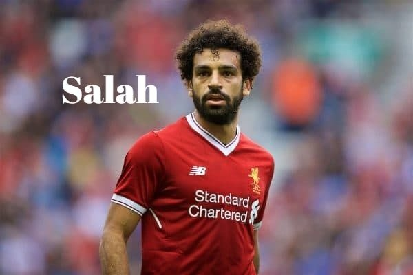 Frases de Mohamed Salah
