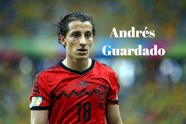 Frases de Andrés Guardado
