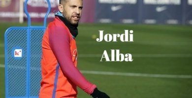 Frases de Jordi Alba