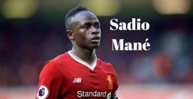 Frases de Sadio Mané