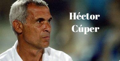 Frases de Héctor Cúper