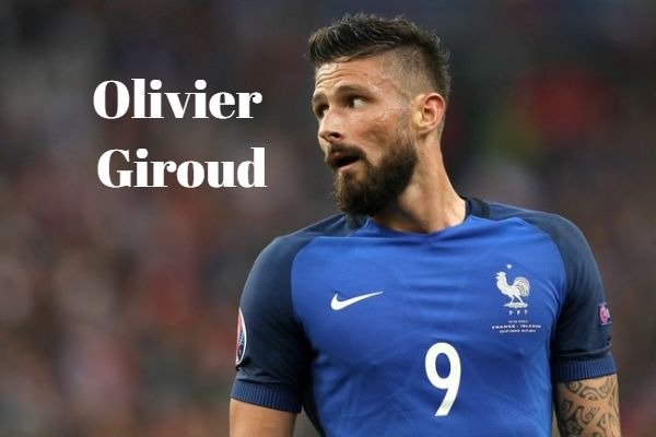 Frases de Olivier Giroud